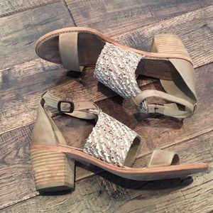 DIBA - True size 10 Sandals